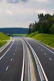Highway to heaven Royalty Free Stock Image