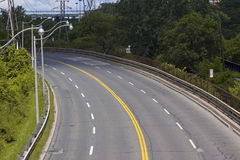 Highway & traffic Royalty Free Stock Images