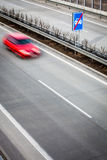 Highway traffic Royalty Free Stock Images