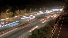 Highway Traffic stock footage
