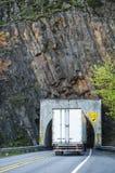 Highway tunnel Stock Photo