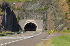 Highway Tunnel royalty free stock photo