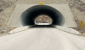 Highway underpass Royalty Free Stock Photos