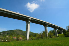 Highway viaduct Stock Photos
