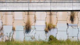 Highway wall Stock Images