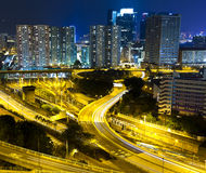 Free Highway With Heavy Traffic Stock Photos - 31410443