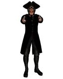 Highwayman - Stand and Deliver Stock Photography