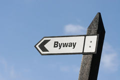 Highways and Byways Royalty Free Stock Images