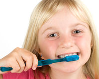 higiena jamy ustnej Fotografia Royalty Free