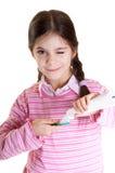 higiena oralna Fotografia Stock
