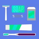 Higiene lisa Imagens de Stock Royalty Free