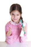 Higiene oral Imagen de archivo libre de regalías