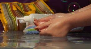 Higiene pessoal Fotos de Stock Royalty Free