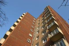 Hign Density Housing Royalty Free Stock Photo