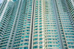 Hign density residential building Stock Photography