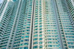 Hign-Dichte-Wohngebäude Stockfotografie