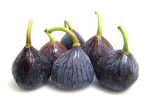Higos púrpuras Imagen de archivo