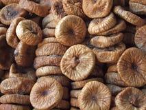 Higos secados deliciosos en un mercado de la comida fotos de archivo libres de regalías