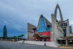 HIGUEY, RÉPUBLIQUE DOMINICAINE - VERS EN NOVEMBRE 2015 Images libres de droits