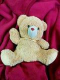 Hiii teddy Στοκ Εικόνες