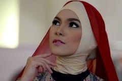Hijab Immagine Stock Libera da Diritti