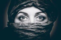 Hijab Stockfoto
