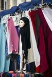 Hijab imagens de stock