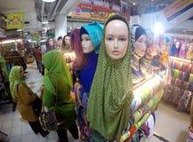 Hijab Royalty Free Stock Photography