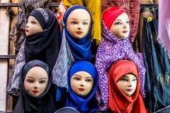 Hijabs in Iran Stock Photos