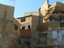 Hijar,特鲁埃尔省,西班牙 库存照片