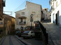 Hijar, Teruel, Ισπανία Στοκ Εικόνα