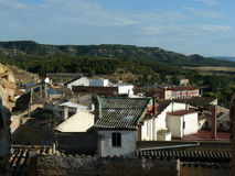 Hijar, Teruel, Ισπανία Στοκ εικόνες με δικαίωμα ελεύθερης χρήσης