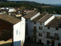 Hijar, Teruel, Ισπανία Στοκ Εικόνες