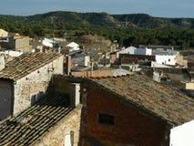 Hijar, Teruel, Ισπανία Στοκ Φωτογραφία