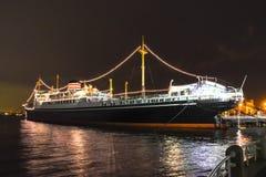 Hikawa Maru, revêtement d'océan japonais photos libres de droits