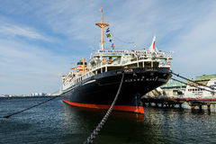 Hikawa Maru ship, Yokohama Royalty Free Stock Image