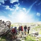 Hike Fotografia de Stock