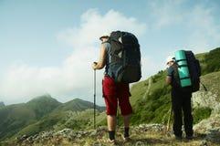 Hike Imagem de Stock