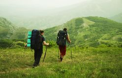 Hike Stock Photography