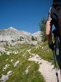 hike Foto de Stock