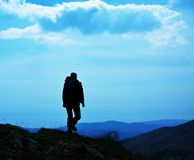 Hike Royalty Free Stock Photography