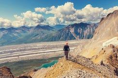 Hike in Alaska Royalty Free Stock Photo
