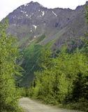 Hike Alaska Royalty Free Stock Photography