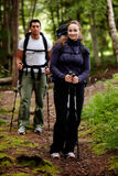 Hike Female royalty free stock photo
