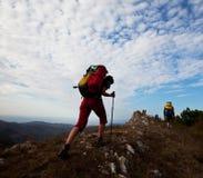 Hike Royalty Free Stock Photos