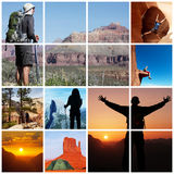 Hike Royalty Free Stock Images