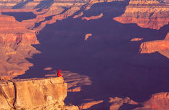 Free Hike In Grand Canyon Stock Photo - 82321920