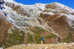 Hike in Kackar Stock Photo