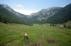Hike Stock Photography