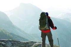 Hike in Yosemite Royalty Free Stock Image